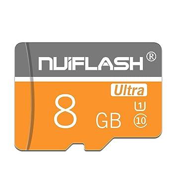JYL Tarjeta de Memoria Tarjeta Micro SD 8 GB 16 GB 32 GB Tarjeta ...