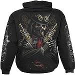Spiral Boys - Steam Punk Bandit - Kids Hoody Black 6