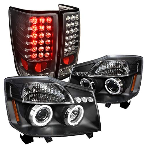 04 nissan armada tail lights - 2