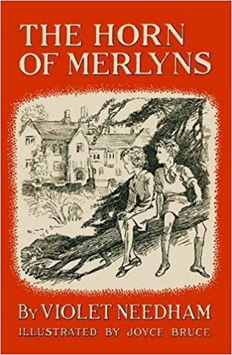Book The Horn of Merlyns by Violet Needham (30-Jun-2010)