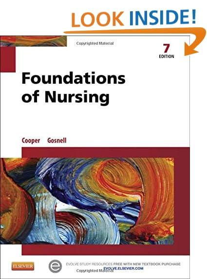 foundations of nursing  amazon com