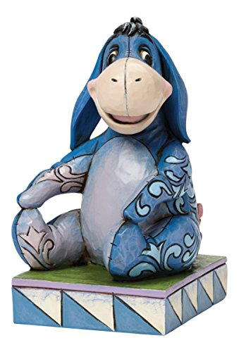 Jim Shore for Enesco Disney Traditions Eeyore Figurine, 5