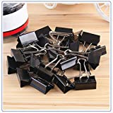 Large Binder Clips 1.6-inch Paper Clamp Holding