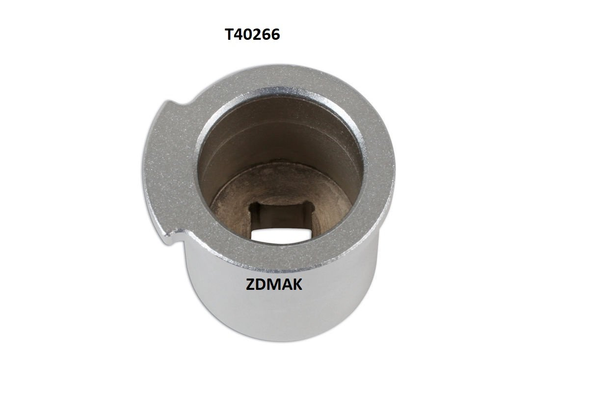 ZDMak Camshaft Adapter Socket T40266 for VW Audi