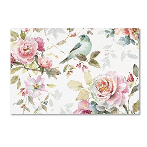 Beautiful Romance III by Lisa Audit, 22x32-Inch Canvas Wall Art - Lisa Audit Rose