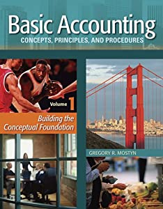 Basic Accounting Concepts, Principles and Procedures, Vol. 1 (Paperback)