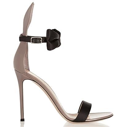 8a23e5c71bb46 Amazon.com: LUCKY CLOVER-CC Plus Sized High Heels Sandals Hippie ...