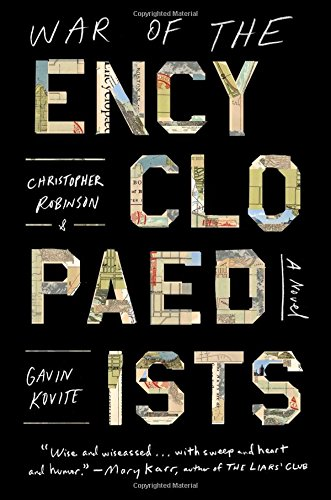 Read Online War of the Encyclopaedists: A Novel pdf epub