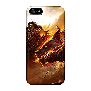 Ideal Happy Snowman Case Cover For Iphone 5/5s(hell Hounds), Protective Stylish Case