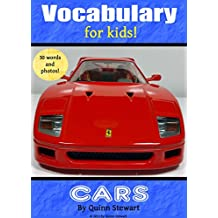 Vocabulary for Kids! : Cars