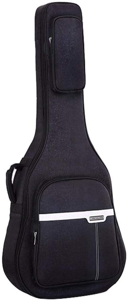 ABMBERTK 36 39 41 Pulgadas Estuche para Guitarra Guitarra acústica Correas Dobles Bolsa Suave para Guitarra Acolchada, Mochila Impermeable, 40,41 Pulgadas: Amazon.es: Hogar