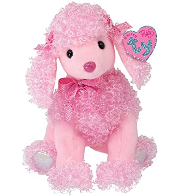 Ty Pinky Poo - Poodle: Toys & Games