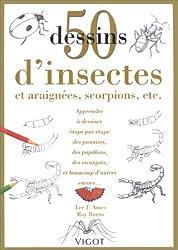 50 Dessins d'insectes