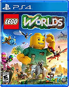 Lego Worlds PlayStation 4 by Warner Bros Interactive
