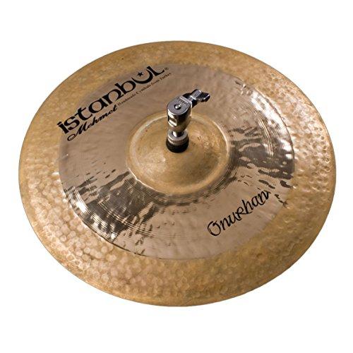 Istanbul Mehmet Cymbals Custom Series OH-HH13 13-Inch Onurhan Hi-Hat Cymbal ()