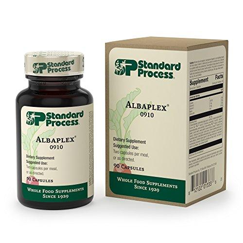 Standard Process - Albaplex - 90 Capsules -  0910