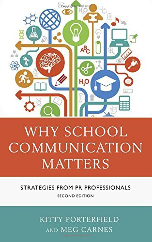 Why School Communication Matters: Strategies From PR Professionals by Porterfield Kitty Carnes Meg (2014-07-07) Paperback