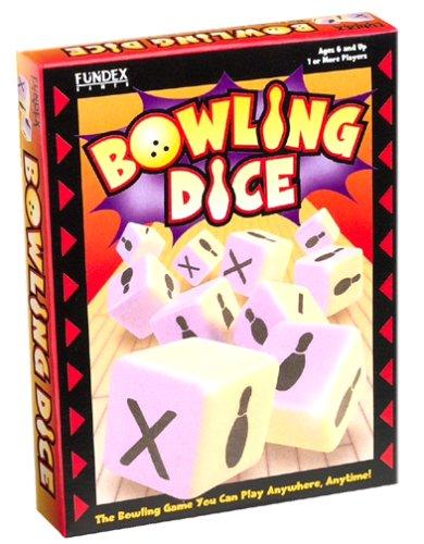 Bowling Dice Game - Fundex Bowling Dice Game - Fundex 22729