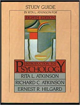 atkinson introduction to psychology pdf