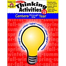 Hands-On Thinking Activities: Centers Through the Year Grades 1-3