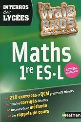Interros des Lycées Maths 1re ES.L