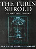 Front cover for the book The Shroud of Turin by Ian Wilson