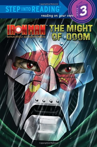 The Might of Doom (Marvel: Iron Man) (Step into Reading) by Random House Books for Young Readers