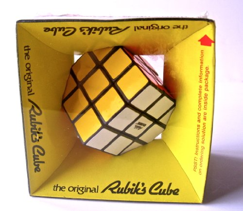 Original Rubiks 3x3x3 Vintage Ideal