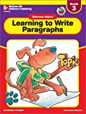 Learning to Write Paragraphs, Catherine Hernandez, 076820836X