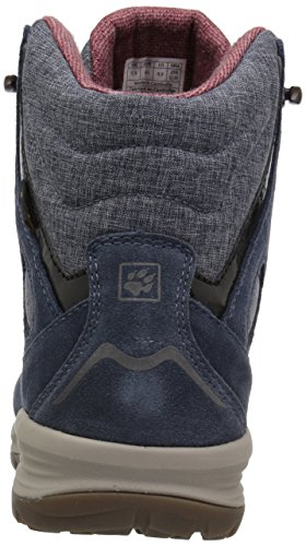 Jack Texapore W Wolfskin Vancouver MID Boot Blue Fashion Women's Night rCrOwq