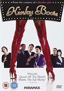 Kinky boots the kinky boot factory non usa format pal reg 2 import united - Kinky boots decisamente diversi ...