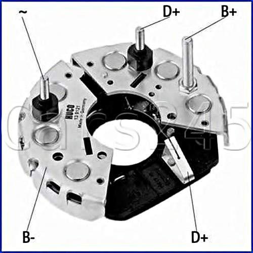 Magneti Marelli 940038203010 Rectifier, alternator: