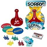 Sorry! Card Revenge Game