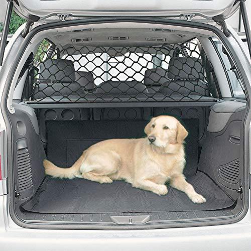 Barrier Dog - 2019 Arrival Fence Barrier Mesh Pet Guard Adjustable Travel Safety Trunk Car Universal Ship 1129 - Net Mesh Summer Car Dog Car Doll Dog Car Cloth Dog Barrier Pens Belt Dog Sn