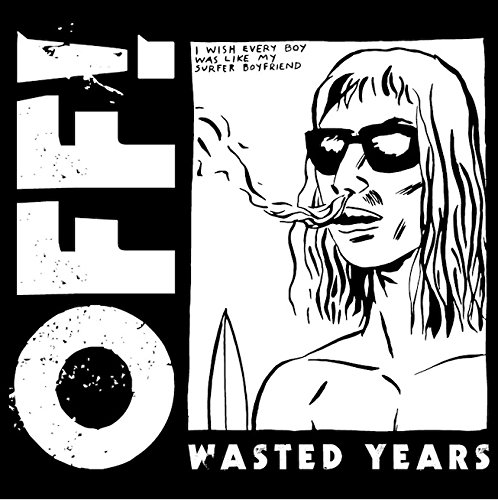 OFF! - Wasted Years (CD)