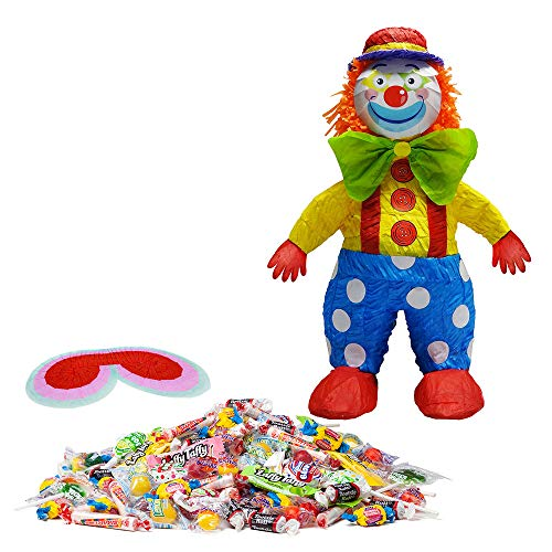 Costume SuperCenter Clown Pinata -