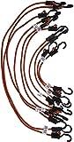 Kotap Adjustable Bungee Cords, 10-Piece Assortment Pack