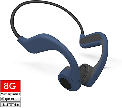 LEAGLEE 8G MP3 Player Bone Conduction Bluetooth Headphone