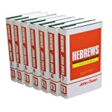 img - for An Exposition of the Epistle to the Hebrews with Preliminary Exercitations (7 Volume Set) book / textbook / text book