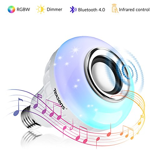 Led Light Bulb Bluetooth Speaker in US - 1