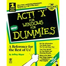 ACT 4 for Windows for Dummies