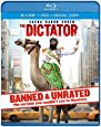 The Dictator - BANNED & UNRATED Version (Two-disc Blu-ray/DVD Combo + Digital Copy)