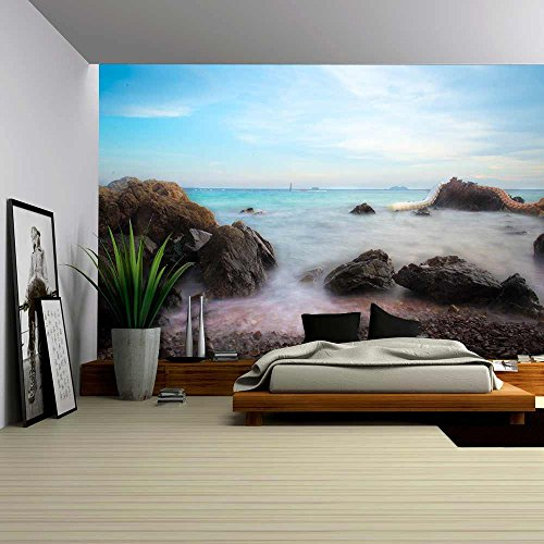 Wall26   Landscape   Removable Wall Mural | Self Adhesive Large Wallpaper    100x144 Inches Part 84