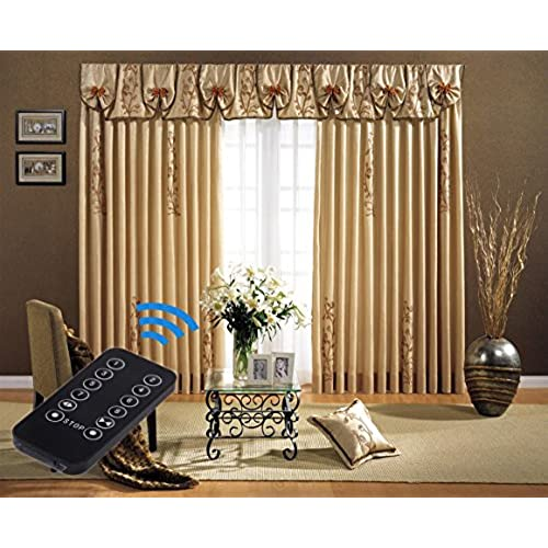 Motorized Window Shades Amazon Com