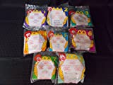 MCDONALD'S Happy Meal ALADDIN AND THE KING OF THIEVES Complete Set of 8, 1996