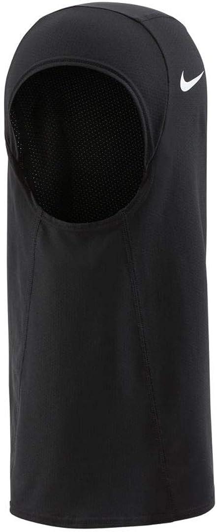 Nike PRO Hijab 2.0 Black//White M//L