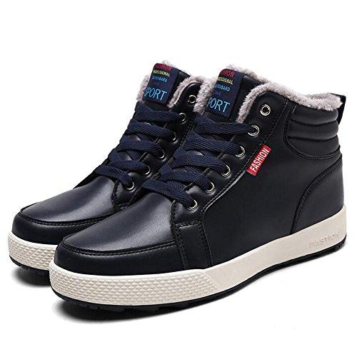 Warmhalteplatte Herrenschuhe 5 Blau Freizeit UK6 Schuhe CN40 EU39 Wintersport Größe Farben Feifei 3 Farbe trqHB7r