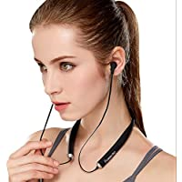 FOZENTO FT7 Workout Wireless Headphones Neckband Bluetooth Earbuds