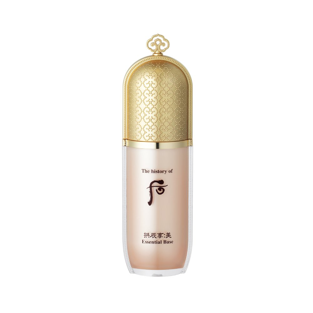 THE HISTORY OF WHOO GONGJINHYANG : MI ESSENTIAL BASE 40 ML.