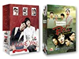 Korean TV Drama 2-pack: Something Happened in Bali + I Love You